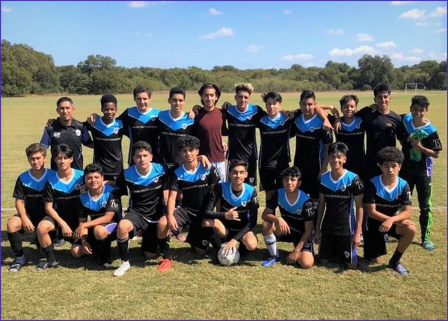 LYA2019 Boys '01